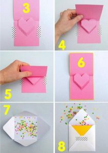 Tarjetas De Amor 3D Pop Up 11
