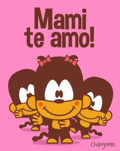 Te Amo Mama Madre Love Amar Quote 1